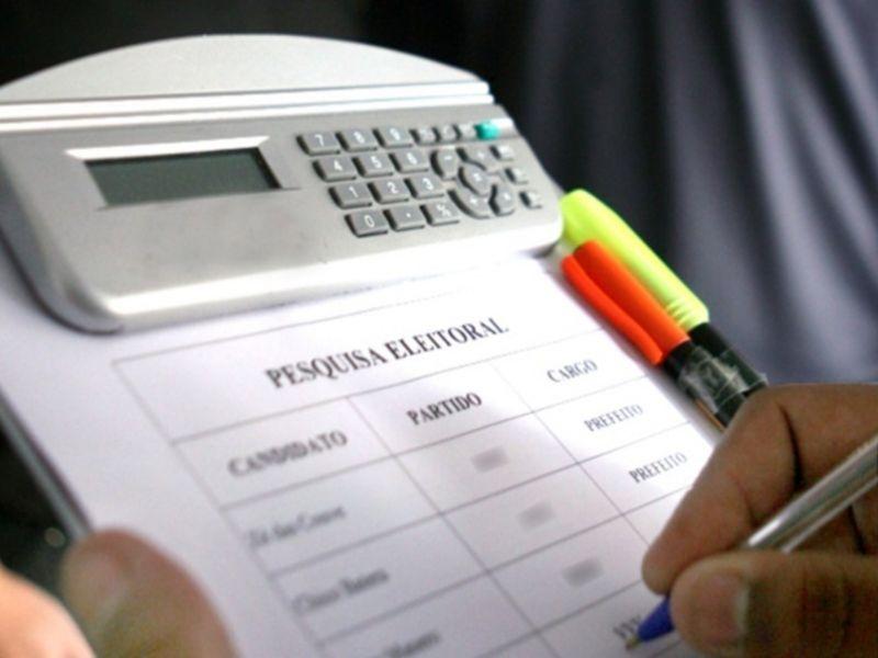 Suposta pesquisa eleitoral encomendada pelo site Aqui Acontece em Penedo é falsa