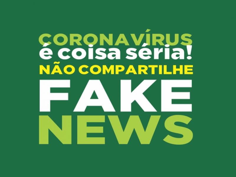 Fake News causa Pânico