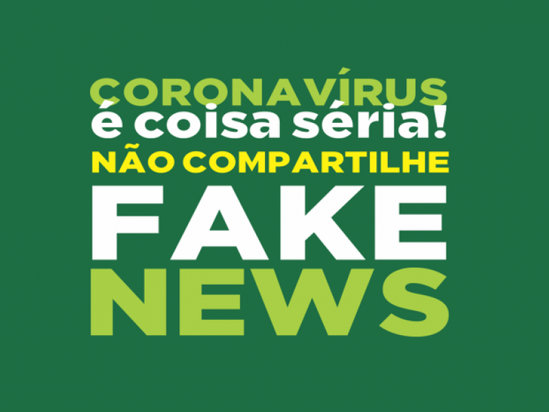 Fake News causa Pânico