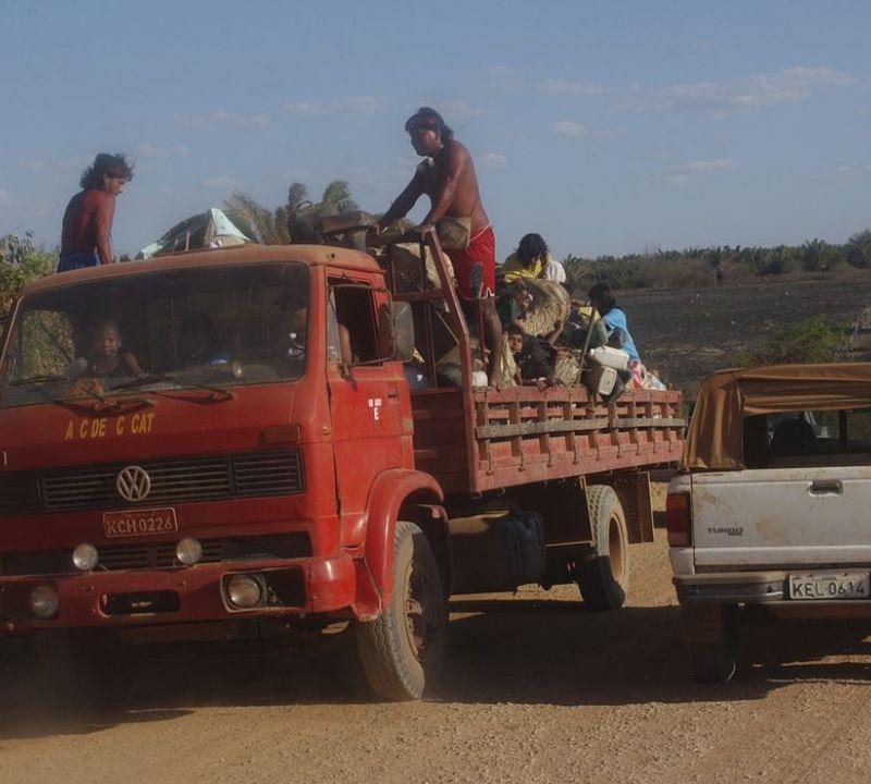 Coronavírus: índios limitam acesso a reservas em Roraima