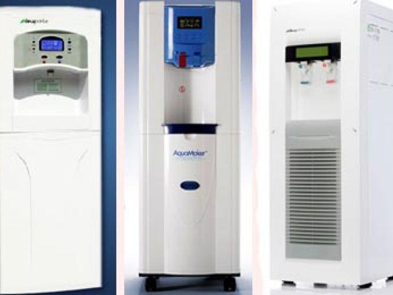 Máquina transforma umidade do ar em água potável