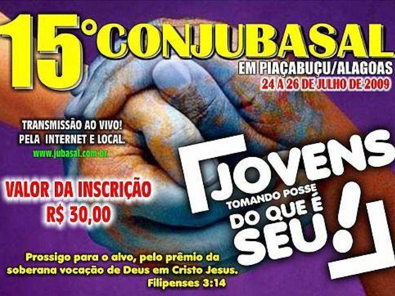 Congresso reúne  jovens evangélicos em Piaçabuçu