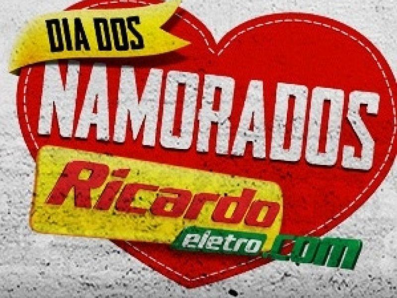 Ricardo Eletro: Dia dos namorados com até 40% de desconto
