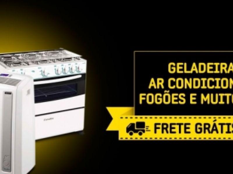 Ricardo Eletro: Geladeiras, Ar-condicionados, fogões e muito mais